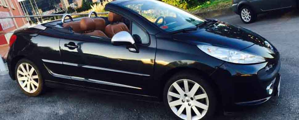 EL COCHE DEL MES  - Peugeot 207 CC